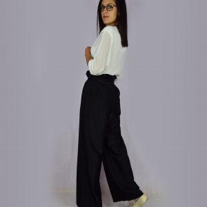 Разкроен дълъг панталон (пола-панталон)